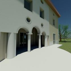 Studio di architettura Archis - Commerciale - Residenziale - Recupero casolare - 9