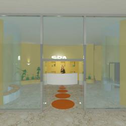 Studio di architettura Archis - Commerciale - Centro benessere Vulcano Buono - 3