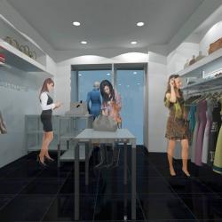 Studio di architettura Archis - Commerciale - Negozio Dasy-D - 5