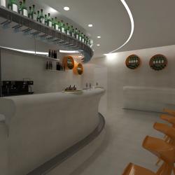 Studio di architettura Archis - Commerciale - Wine Bar - 1