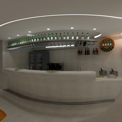 Studio di architettura Archis - Commerciale - Wine Bar - 3