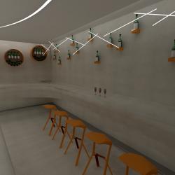 Studio di architettura Archis - Commerciale - Wine Bar - 5